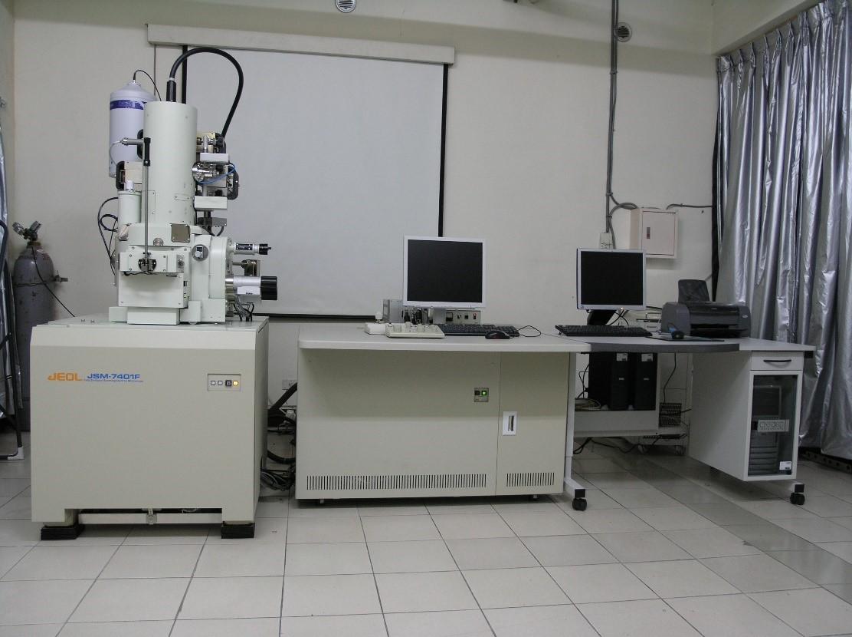 掃描式電子顯微鏡 S-3400N