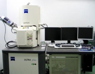 場發射掃描式電子顯微鏡(UltraPlus)