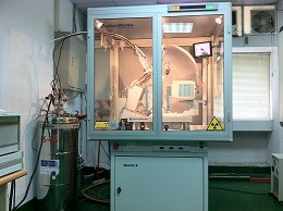 低溫X光單晶繞射儀