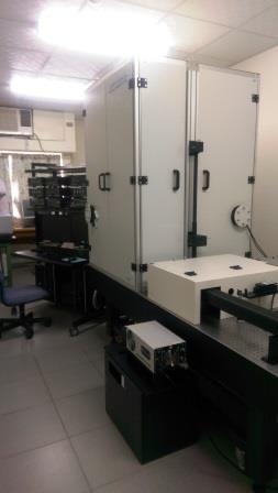 振動光譜顯影系統