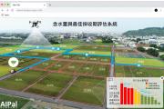 讓無人機幫你巡田,AI 給你農耕建議──專訪 AI Pal 創辦人、中興大學土木系楊明德教授