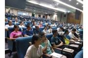 蔡東纂教授講授火龍果種植技術 「農業大學堂」座無虛席