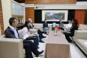 貝里斯新任駐臺大使碧坎蒂拜訪興大 致力推動臺灣與貝里斯兩國高教國際合作