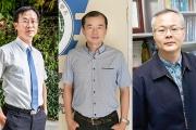 興大楊明德、莊家峰、侯明宏教授 榮獲科技部傑出研究獎