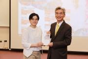 興大「川流台灣文學駐校作家」開幕 楊双子帶領學子一同穿越台灣歷史