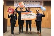 興大跨國學生隊 奪「中鼎CSR獎學金」第一名