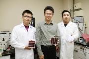新紫質染料提升發電效率 興大研究登國際期刊